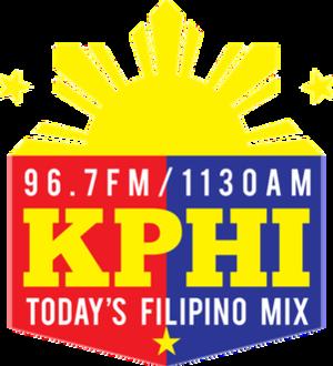 KPHI - Image: KPHI logo