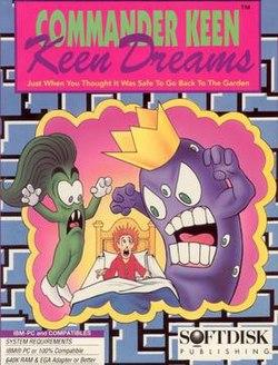 Commander Keen In Keen Dreams Wikipedia
