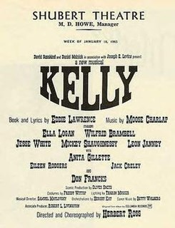 <i>Kelly</i> (musical) musical