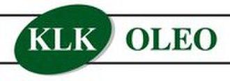 "Kuala Lumpur Kepong Berhad - The logo of ""KLK Oleo"", the oleochemicals branch of KLK Berhad."