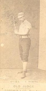 Bill Krieg American baseball player