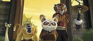 Kung Fu Panda - Image: Kung Fu Panda The Five