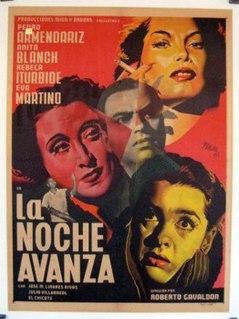 <i>The Night Falls</i> 1952 Mexican film