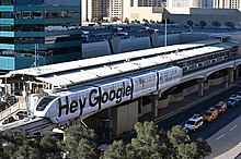 Las Vegas Monorail MGM Grand Station.jpg