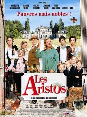 Les Aristos - Film poster