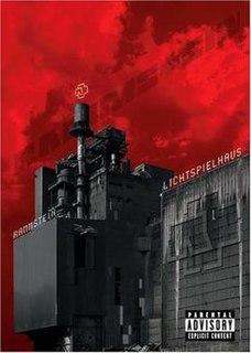 <i>Lichtspielhaus</i> 2003 video by Rammstein