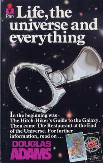 Life, the Universe and Everything - First edition (UK)