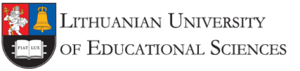 Lithuanian University of Educational Sciences - Image: Lithuanian University of Educational Sciences logo