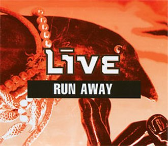 Run Away (Live song) - Image: Live Run Away Red