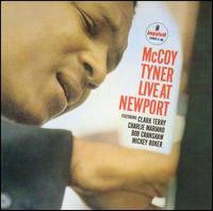 Live at Newport (McCoy Tyner album) - Image: Live at Newport (Mc Coy Tyner album)