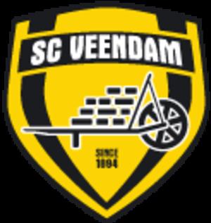 SC Veendam - Image: Logo SC Veendam