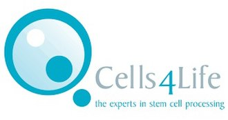 Cells4Life - Image: Logo for Cells 4Life