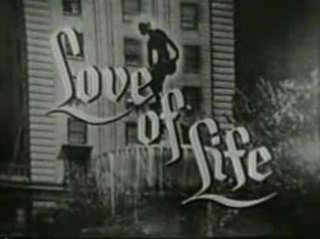 <i>Love of Life</i> television series