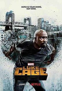<i>Luke Cage</i> (season 2) season of television series