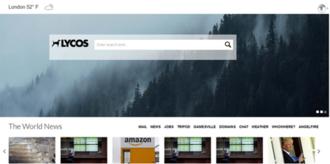 Lycos - Image: Lycos screenshot