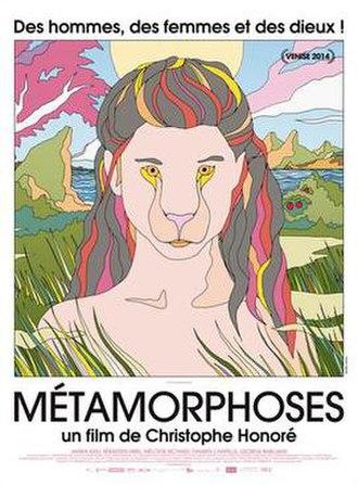 Métamorphoses (film) - Film poster