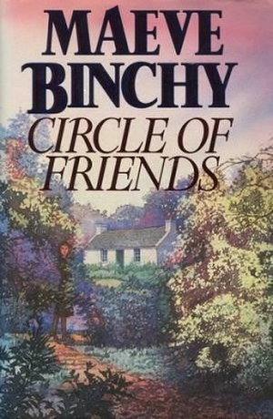 Circle of Friends (novel) - Image: Maeve Binchy Circle of Friends A Novel