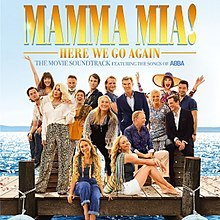 Image result for mamma mia here we go again soundtrack
