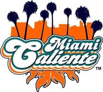 Miami Caliente - Image: Miamicliente