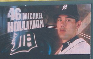 Mike Hollimon American baseball player