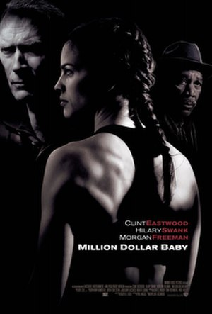 Million Dollar Baby - Theatrical release poster