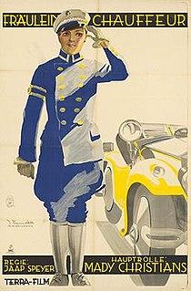 <i>Miss Chauffeur</i> 1928 film