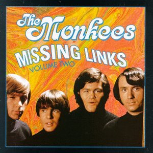 Missing Links Volume Two - Image: Missing Links Volume Two The Monkees