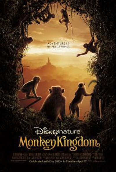 Picture of a movie: Monkey Kingdom