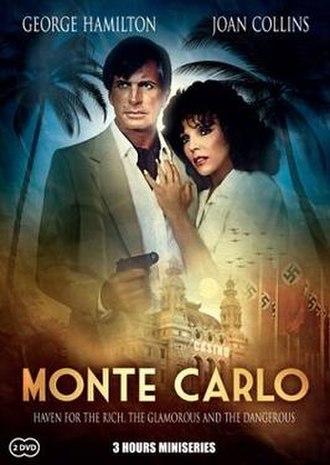 Monte Carlo (miniseries) - DVD cover