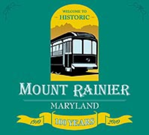 Mount Rainier, Maryland - Image: Mt rainier seal