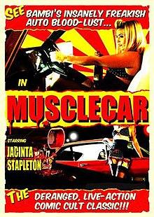 Musclecar Wikipedia