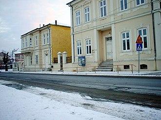 "Music School ""Toše Proeski"" - Image: Muzcko Uciliste Bitola"