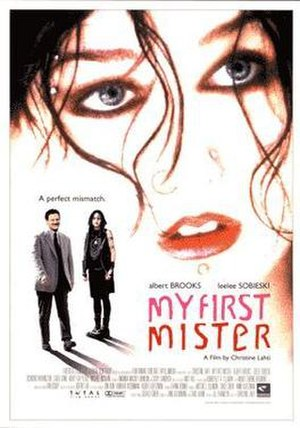 My First Mister - Theatrical release poster