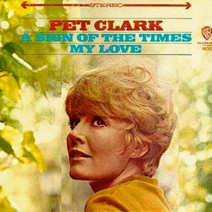 My Love (Petula Clark album) - Image: My love warner bros