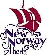 Official logo of New Norway