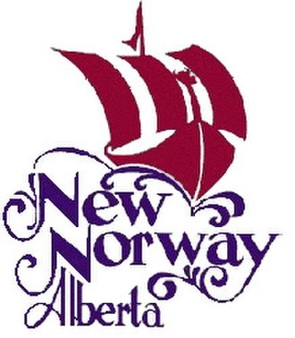 New Norway - Image: New Norway logo
