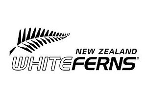 New Zealand women's national cricket team - White Ferns logo