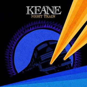Night Train (EP) - Image: Night Train Keane
