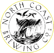 NORTH COAST BREWING CO NC ft bragg Brother Thelonius STICKER craft beer brewery