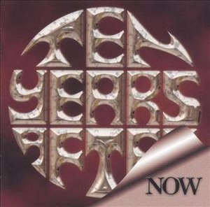 Now (Ten Years After album) - Image: Now Ten Years Aftercover