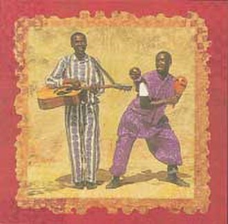Bernard Kabanda - Olugendo Cover, Kabanda on guitar, Bakkabulindi on marakas