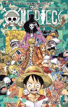 List Of One Piece Chapters 807current Wikipedia