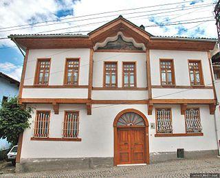 Osmaneli Place in Bilecik, Turkey
