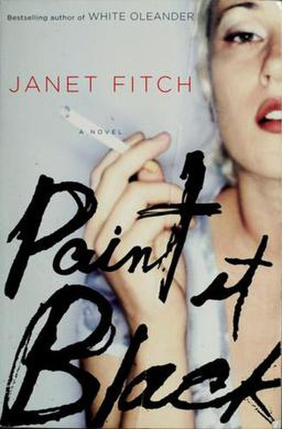 Picture of a book: Paint It Black