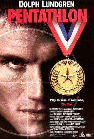 Pentathlon (film) - Theatrical release poster