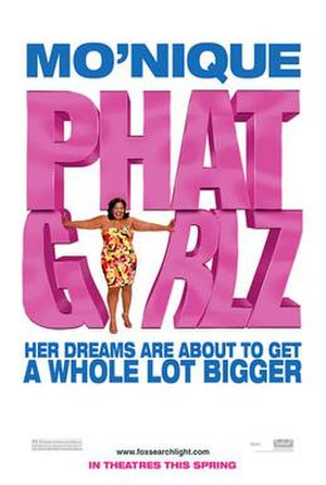 Phat Girlz - Theatrical release poster
