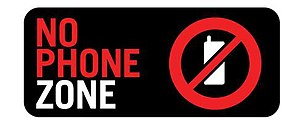 No Phone Zone - No Phone Zone