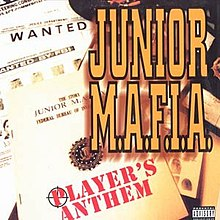 Junior M.A.F.I.A. featuring The Notorious B.I.G. — Player's Anthem (studio acapella)