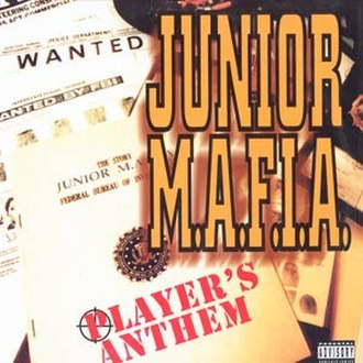 Player's Anthem - Image: Player's Anthem