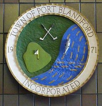Port Blandford - Image: Portblandford